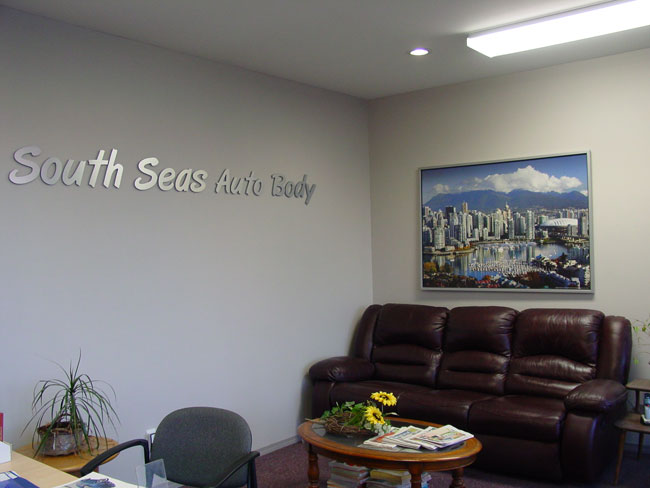 South Seas Auto Body and Painting ~ Welcome