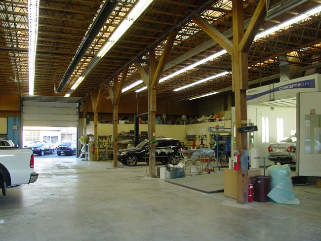 South Seas Auto Body and Painting ~ Prime and Paint
